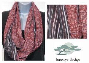 Scarves by Bonseye Designs