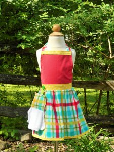 Kids' Apron by the Bedford Life